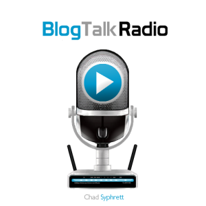 BlogTalkRadioLogoConcept-ComputerPiecesMicrophonebyChadSyphrett